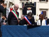 Firma del Patto di Gemellaggio